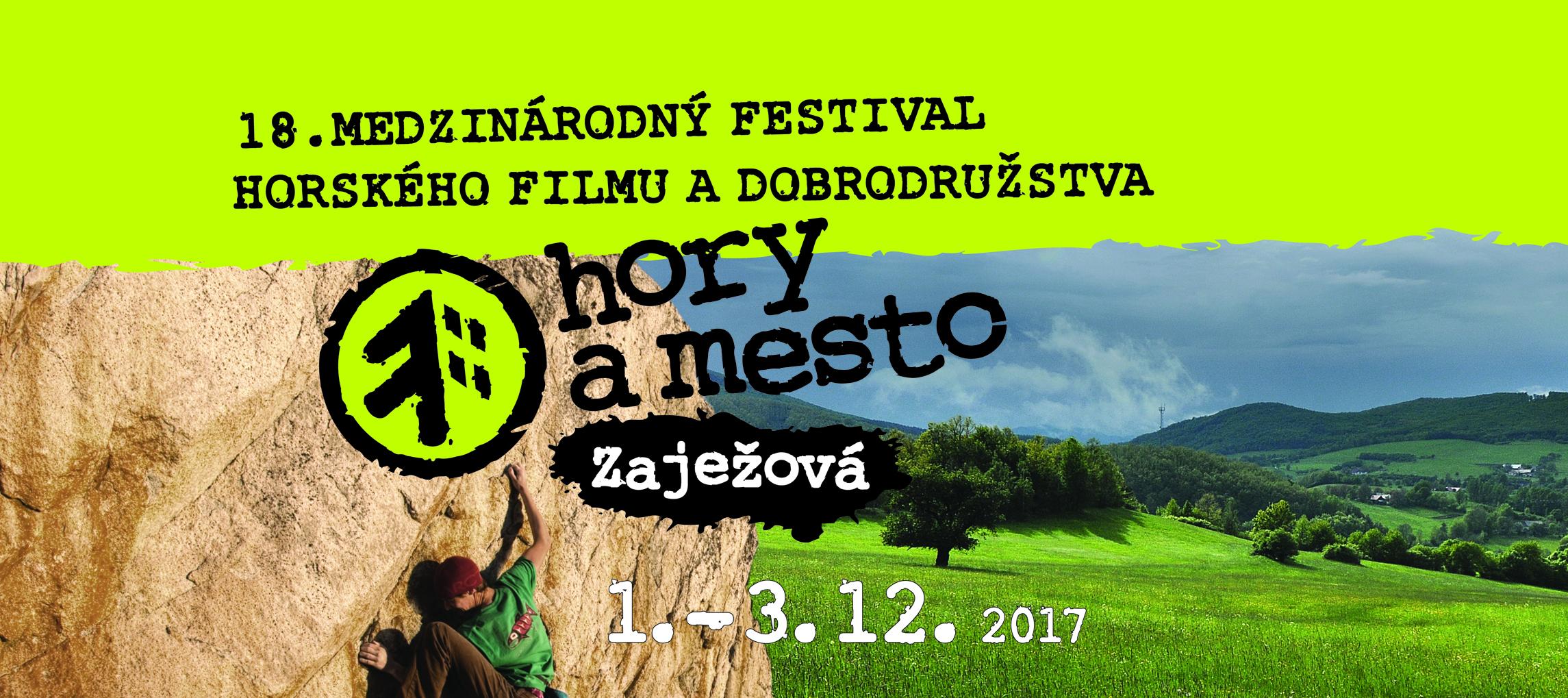 9ae9c7aff1 Festival horského filmu a dobrodružstva Hory a mesto Zaježová ...